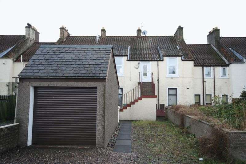 2 Bedrooms Flat for sale in Clyde Street, Buckhaven