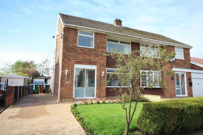 3 Bedrooms Semi Detached House for sale in WARWICK ROAD, Alkrington, Middleton M24 1HX