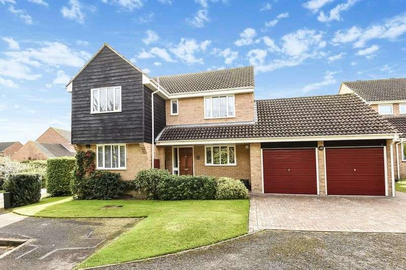 4 Bedrooms Detached House for sale in Donnington Place, Wantage
