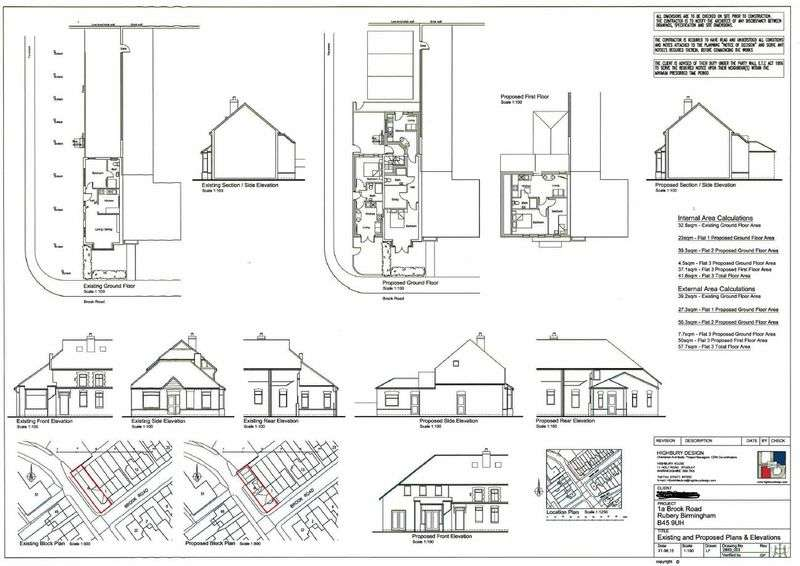 1 Bedroom Land Commercial for sale in Brook Road, Rednal, Birmingham.