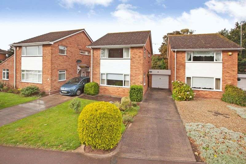 3 Bedrooms Detached House for sale in Ringwood Road, Bridgwater