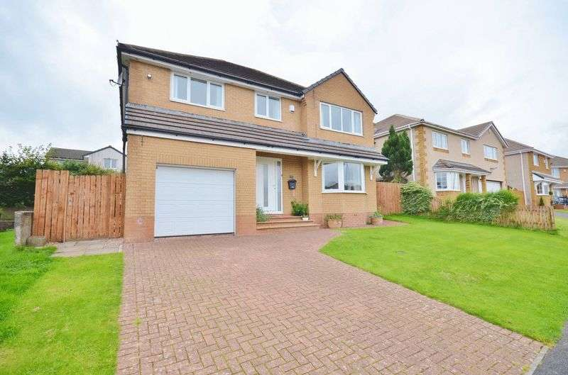 4 Bedrooms Detached House for sale in Rheda Close, Frizington