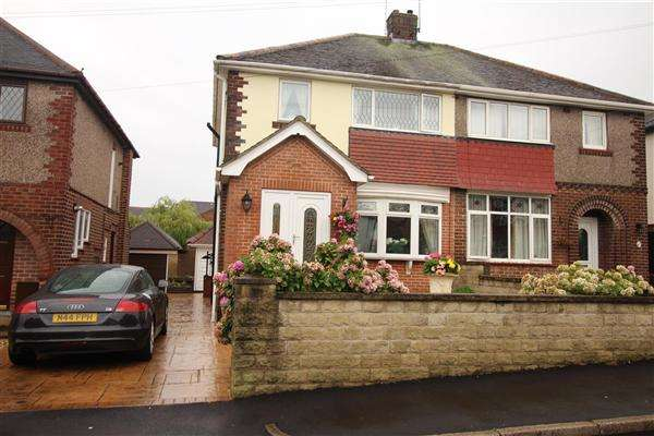 3 Bedrooms Semi Detached House for sale in Wheatley Grove, Handsworth, Sheffield, S13 8HZ