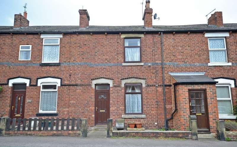2 Bedrooms Terraced House for sale in Park Street, Horbury