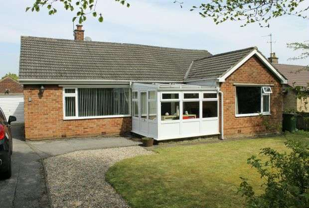 3 Bedrooms Bungalow for sale in Hutton Lane, Guisborough