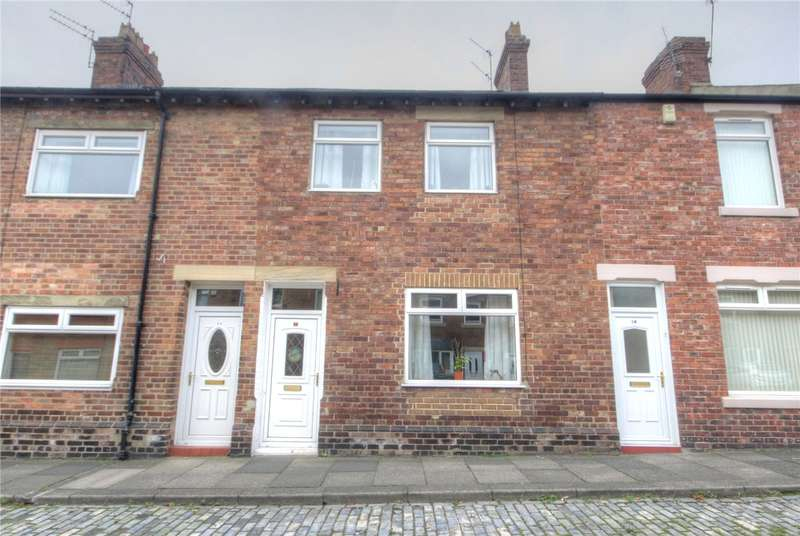 3 Bedrooms Terraced House for sale in Seymour Street, Bishop Auckland, Co Durham, DL14