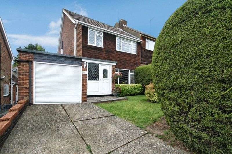 3 Bedrooms Semi Detached House for sale in Arnison Avenue, High Wycombe