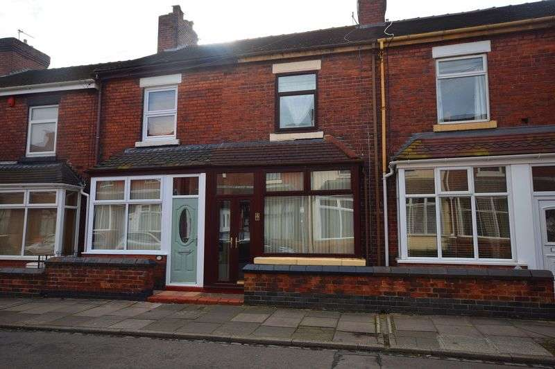 2 Bedrooms Terraced House for sale in Buxton Street, Stoke-On-Trent