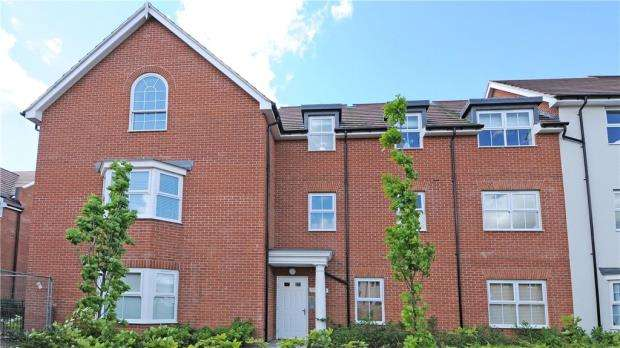 1 Bedroom Apartment Flat for sale in Whitton House, Ashville Way, Wokingham