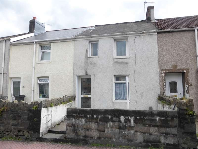 2 Bedrooms End Of Terrace House for sale in New Road, Skewen, Neath