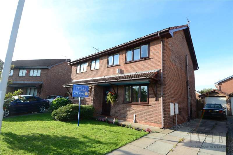 3 Bedrooms Semi Detached House for sale in Millhouse Lane, Moreton, Wirral