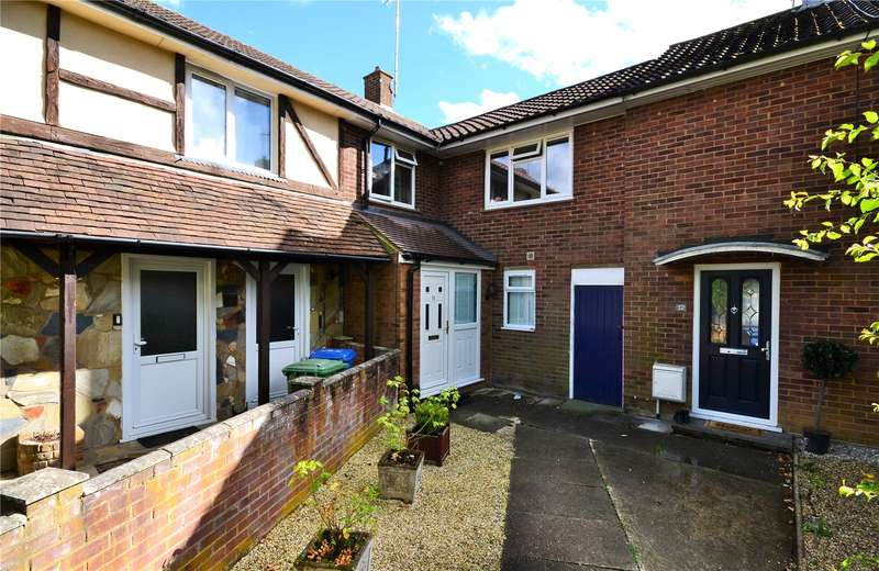 4 Bedrooms Terraced House for sale in Basemoors, Bracknell, Berkshire, RG12