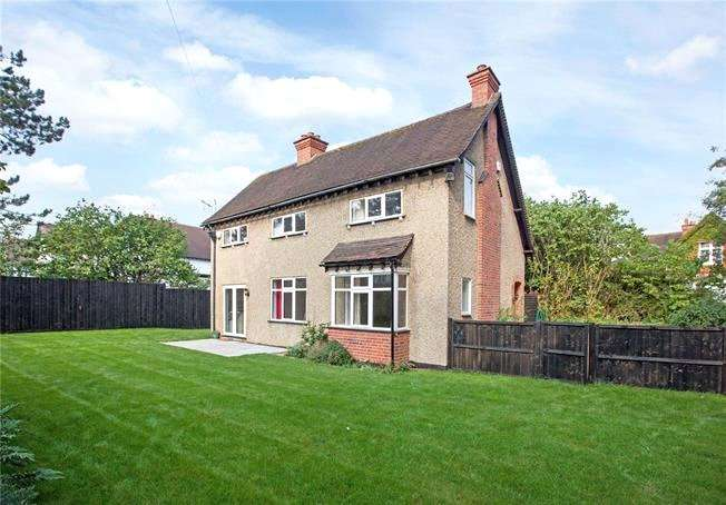 3 Bedrooms Detached House for sale in Altwood Bailey, Maidenhead, Berkshire, SL6