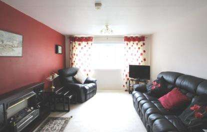 2 Bedrooms Flat for sale in Easdale, East Kilbride, Glasgow, South Lanarkshire