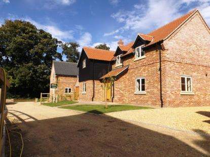 4 Bedrooms Detached House for sale in Holme Hale, Thetford, Norfolk