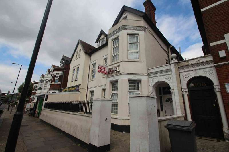 Block Of Apartments Flat for sale in Hollingbury Hotel, Harlsden, NW10 8QE