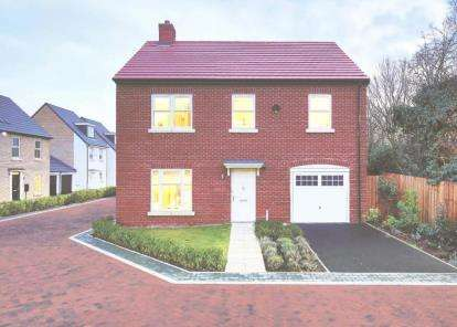 4 Bedrooms Semi Detached House for sale in Essence, Wighay Road, Hucknall