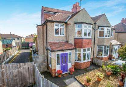 4 Bedrooms Semi Detached House for sale in Rydal Road, Harrogate, North Yorkshire, Harrogate
