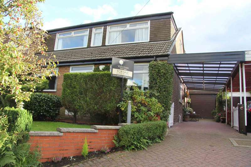 5 Bedrooms Semi Detached House for sale in Great Meadow, High Crompton Shaw