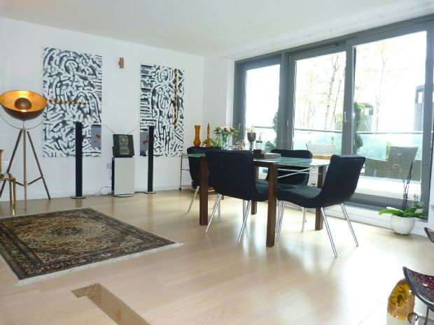 2 Bedrooms Flat for sale in New Providence Wharf, 1 Fairmount Avenue, Canary Wharf