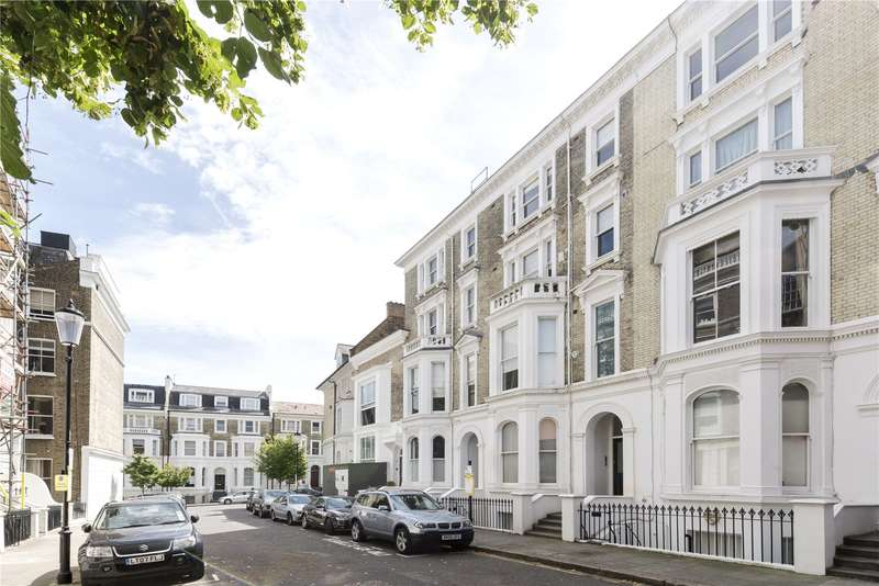 3 Bedrooms Flat for sale in Campden Hill Gardens, London, W8