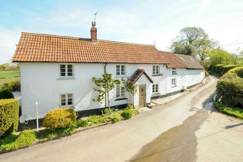 5 Bedrooms House for sale in TOBY LANE, WOODBURY SALTERTON, NR EXETER, DEVON