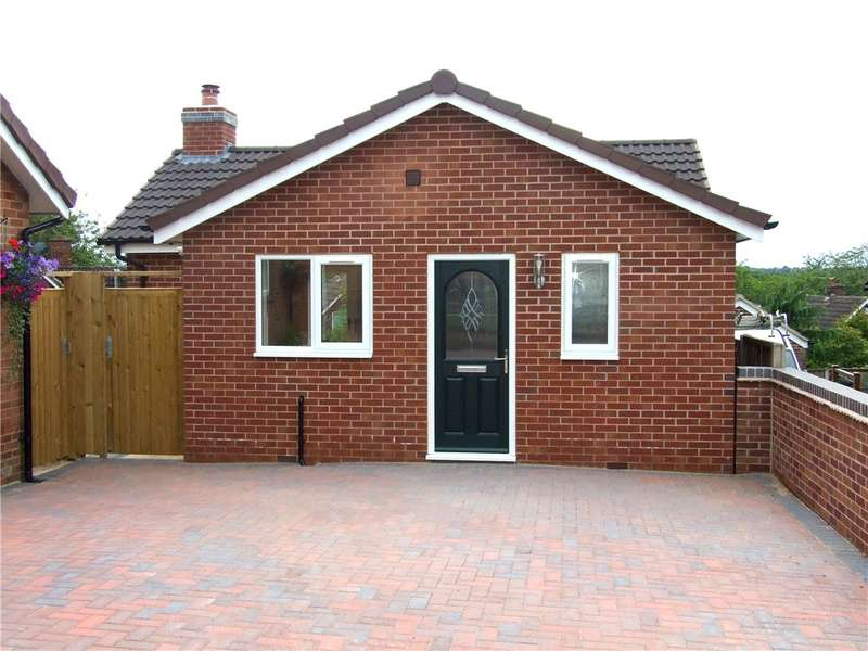 1 Bedroom Detached Bungalow for sale in Edale Close, Allestree, Derby, Derbyshire, DE22
