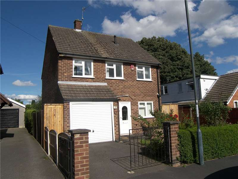 3 Bedrooms Detached House for sale in Suffolk Avenue, Chaddesden, Derby, Derbyshire, DE21