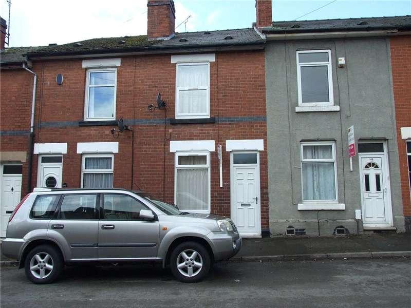 2 Bedrooms Terraced House for sale in Dean Street, Derby, Derbyshire, DE22