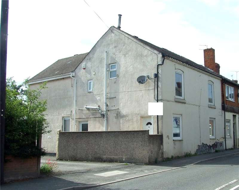 2 Bedrooms Terraced House for sale in Derby Road, Ripley, Derbyshire, DE5