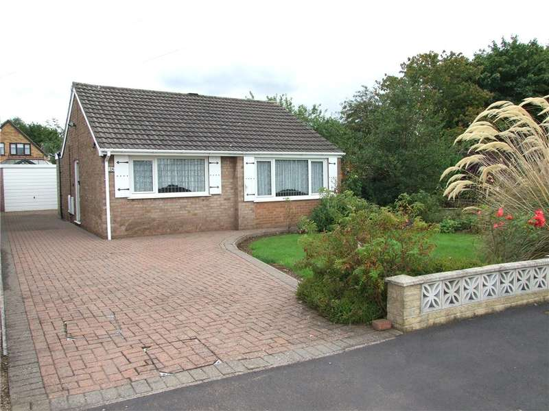 2 Bedrooms Detached Bungalow for sale in Eardley Close, Chaddesden, Derby, Derbyshire, DE21