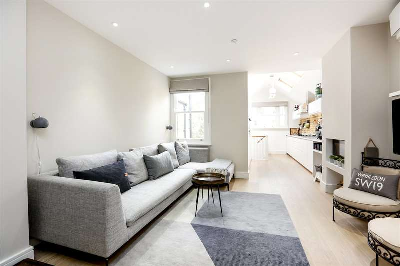 2 Bedrooms Flat for sale in Church Road, London, SW19