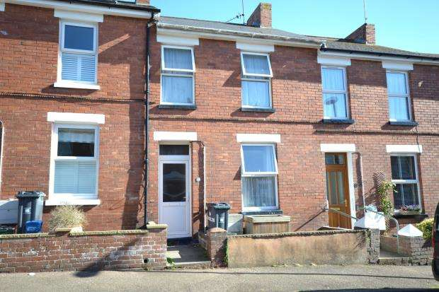3 Bedrooms Terraced House for sale in Jocelyn Road, Budleigh Salterton, Devon