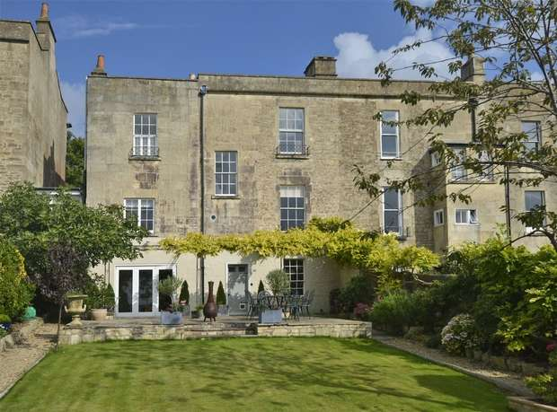 5 Bedrooms Villa House for sale in Eversley House, 13 Springfield Place, Lansdown, Bath