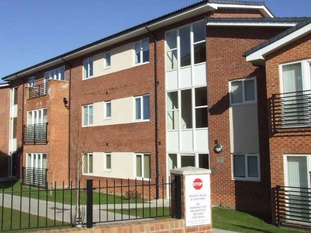 2 Bedrooms Flat for sale in Pickering Place, Carrville, DURHAM