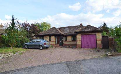 3 Bedrooms Bungalow for sale in Bildeston, Ipswich, Suffolk