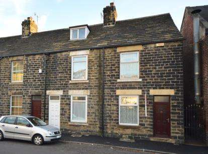 2 Bedrooms Terraced House for sale in Trafalgar Road, Sheffield, South Yorkshire