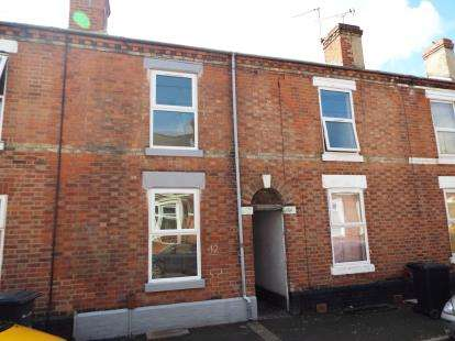 2 Bedrooms Terraced House for sale in Upper Bainbrigge Street, Derby, Derbyshire