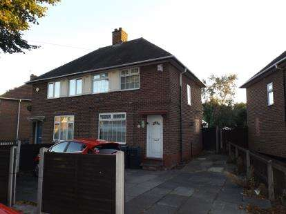 3 Bedrooms Semi Detached House for sale in Fordfield Road, Birmingham, West Midlands