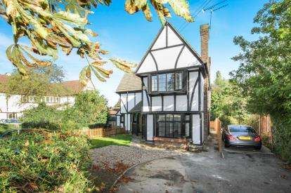 5 Bedrooms Detached House for sale in Manor Road, Potters Bar, Hertfordshire
