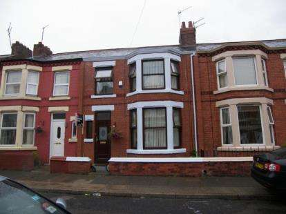 3 Bedrooms House for sale in Lumley Street, Liverpool, Merseyside, L19