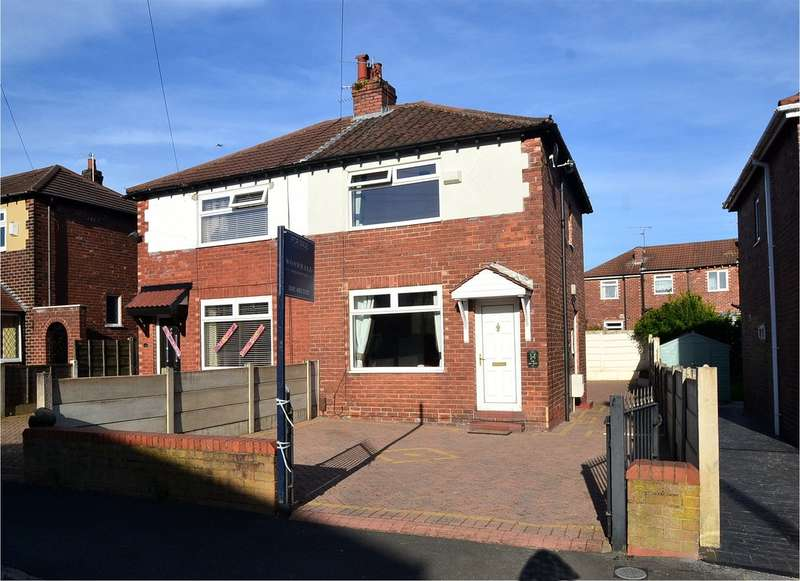 2 Bedrooms Semi Detached House for sale in The Quadrant, Offerton, Stockport SK1 4HL