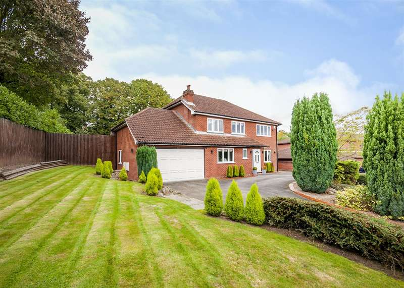 4 Bedrooms House for sale in Hall Gardens, Bramcote