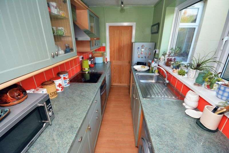 2 Bedrooms Terraced House for sale in Orbit Street, Adamsdown, Cardiff