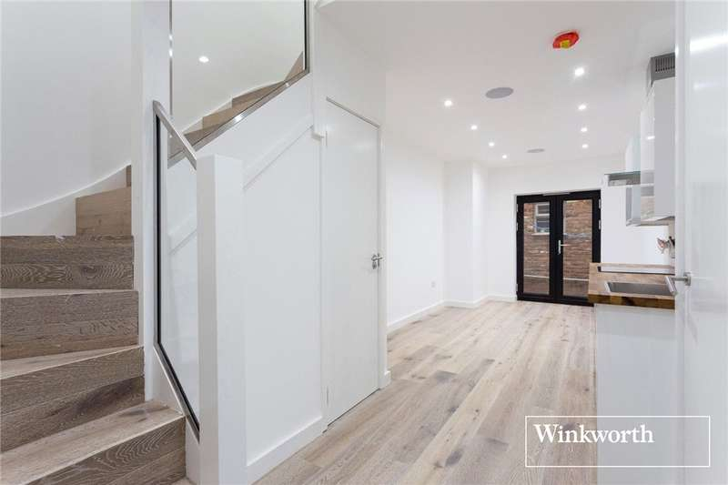 1 Bedroom House for sale in Siamese Mews, Finchley, London, N3