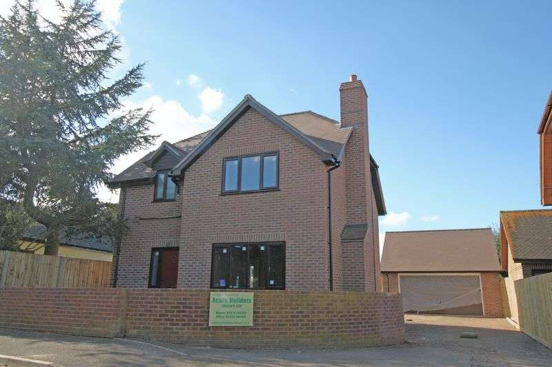 3 Bedrooms Detached House for sale in Townsend Farm, Shillingstone