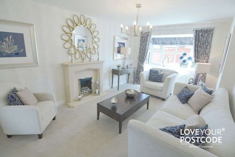 4 Bedrooms Detached House for sale in The Appleton, The Forge Developments, Oldbury B69 2GP