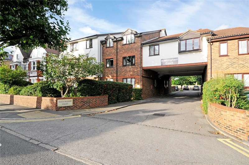 2 Bedrooms Flat for sale in Buckingham Court, Kingston Road, Staines-upon-Thames, Surrey, TW18