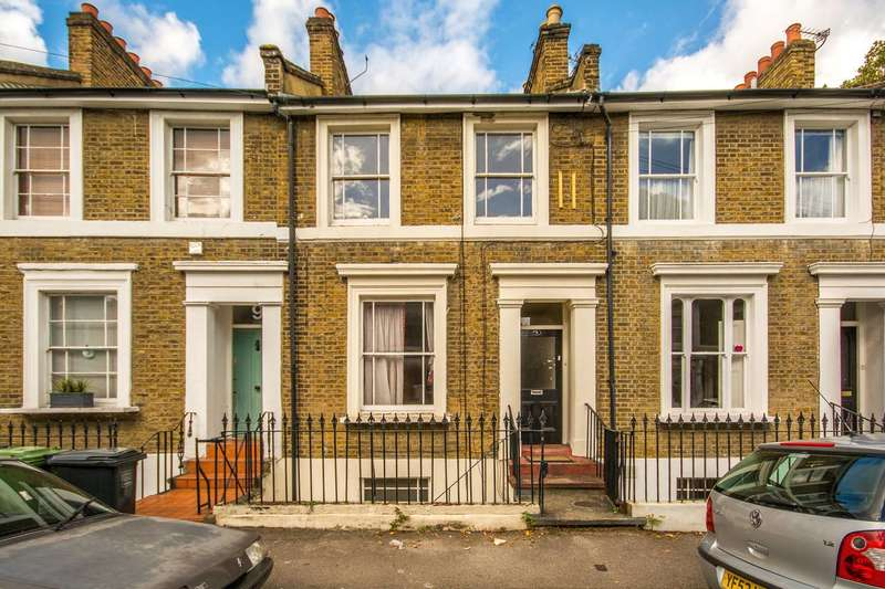 4 Bedrooms House for sale in Rokeby Road, Brockley, SE4