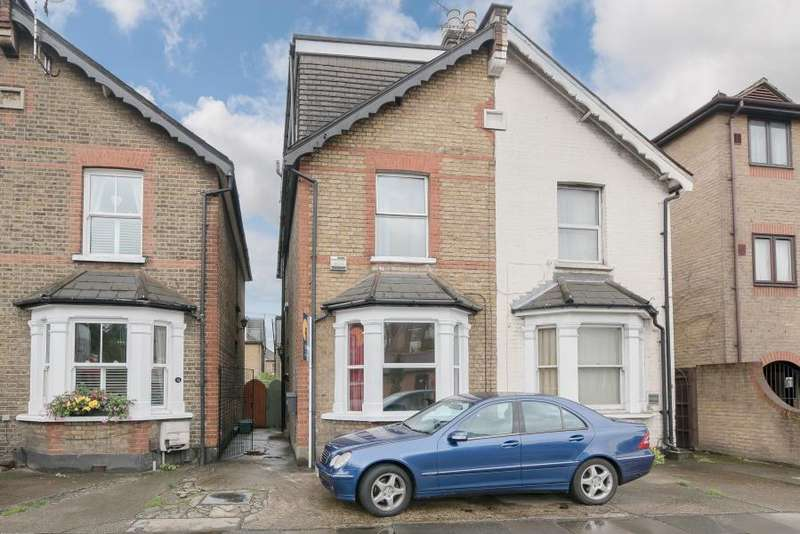 4 Bedrooms Semi Detached House for sale in Cromwell Road, Kingston upon Thames KT2